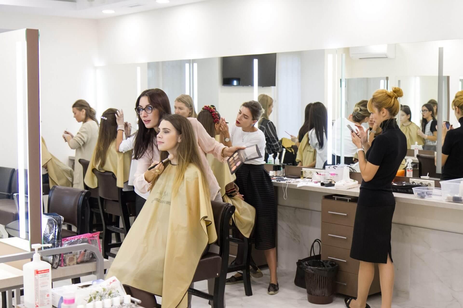 Базовый курс Коммерческий макияж