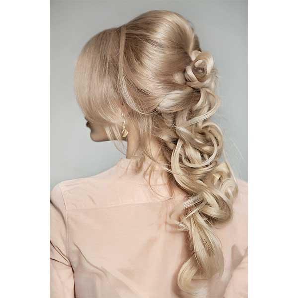 Bridal Hair Pro: Практический курс свадебных причёсок. Level: advanced.