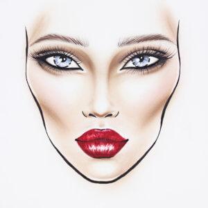 Basic Drawing & Face charts