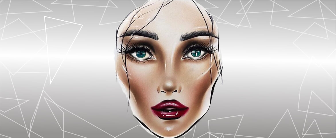 Мастер-класс по FACE CHART «SALON MAKE-UP»