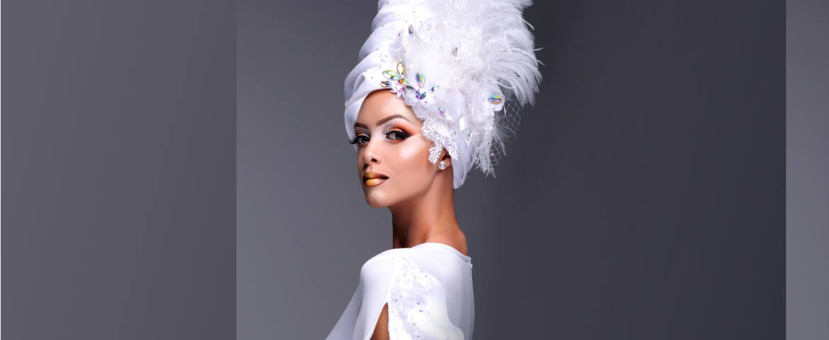 Мастер-класс OMC WORLD CHAMPION 2018 DOMINIQUE ROBERTS «Commercial Bridal Make-Up»