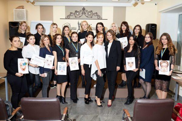II Открытый чемпионат Украины по созданию face chart «FACE CHART ARTIST 2018»