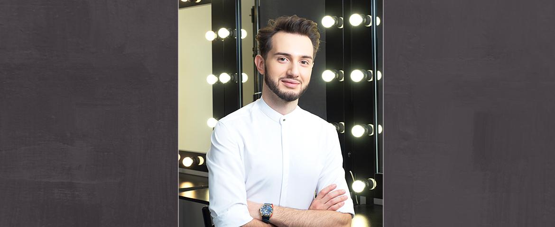 Мастер-класс Максима Гилева «Три основные формы в салонном макияже. Самые универсальные текстуры и способы их нанесения»