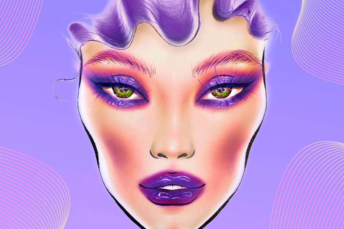 МК Face Chart